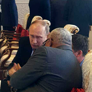 PM with Putin