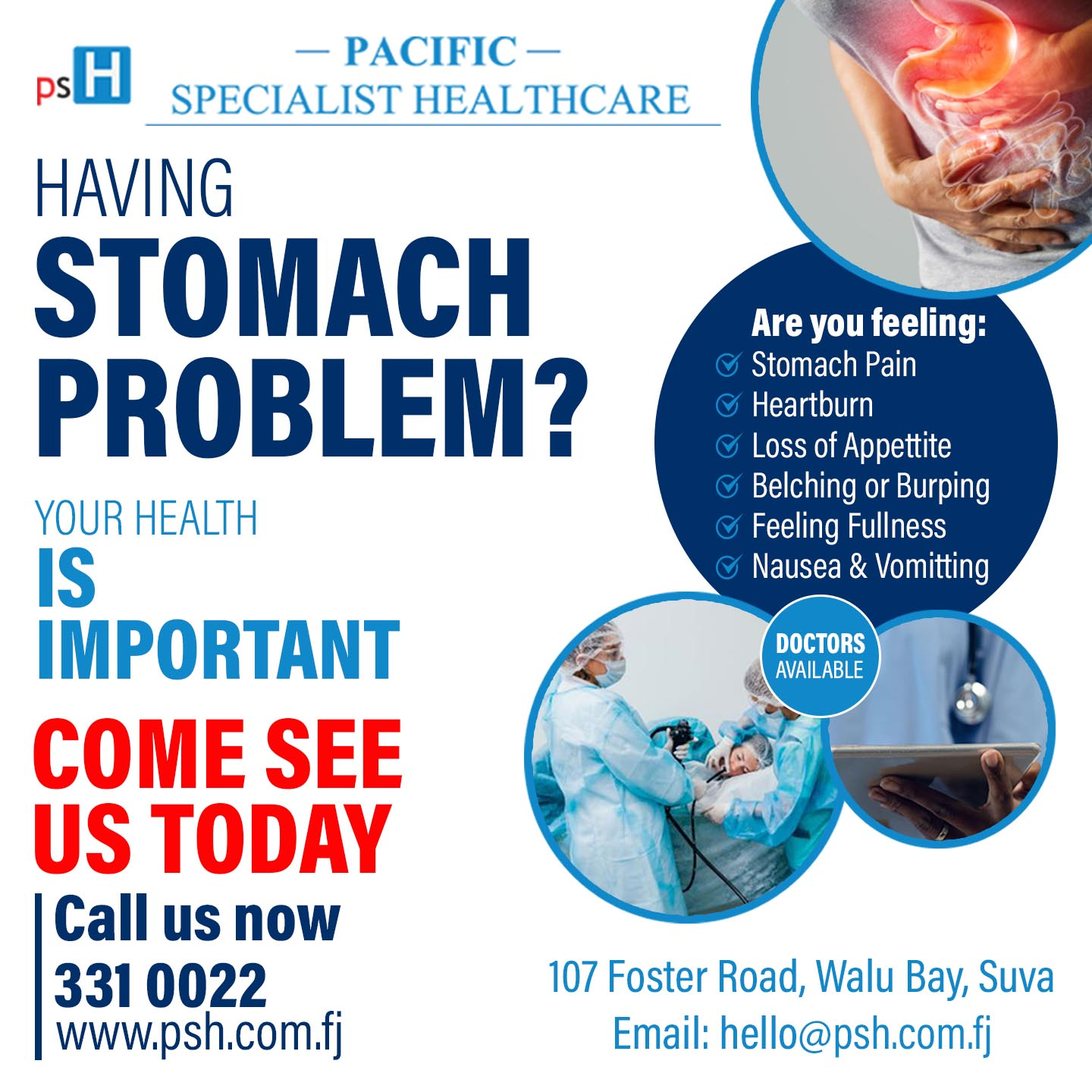 Pacific Specialist Healthcare
