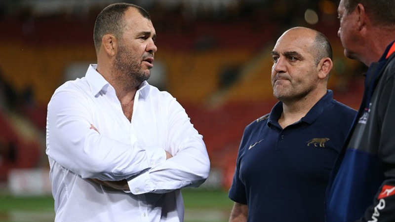 Mark Robinson: We're still confident on a way forward with SANZAR