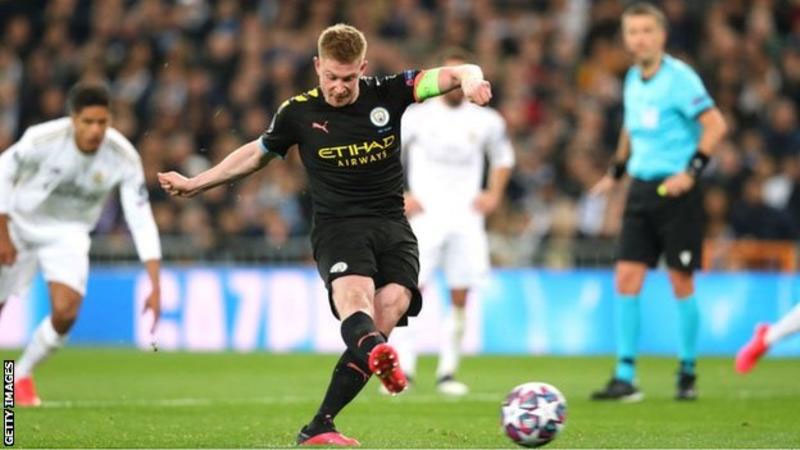 De Bruyne hints at Manchester City exit if UEFA ban is upheld
