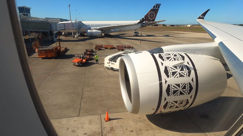 Almost 800 Fiji Airways staff laid off