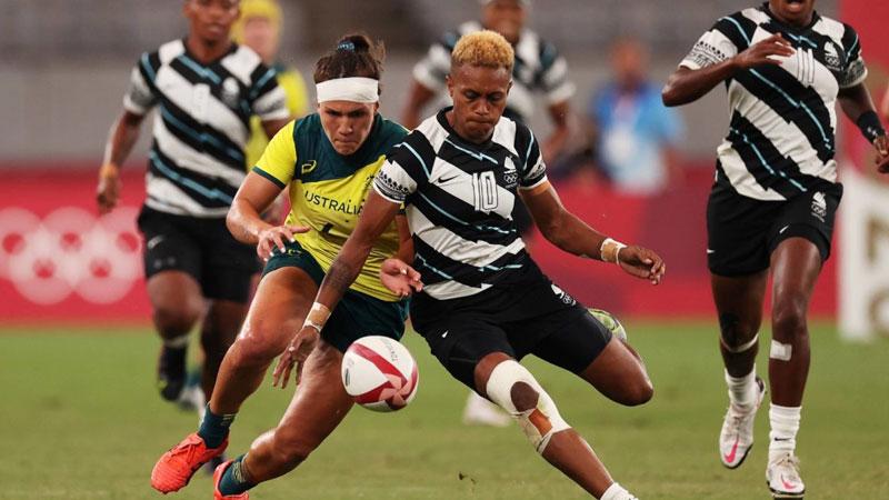 Fijiana captain Rusila Nagasau says their aim right now is to make history
