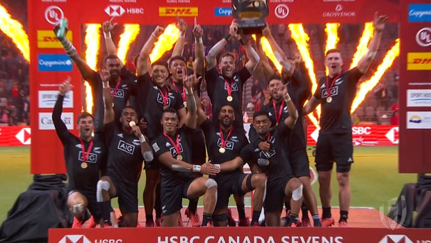 NZ wins Vancouver 7s after beating Australia 17-14