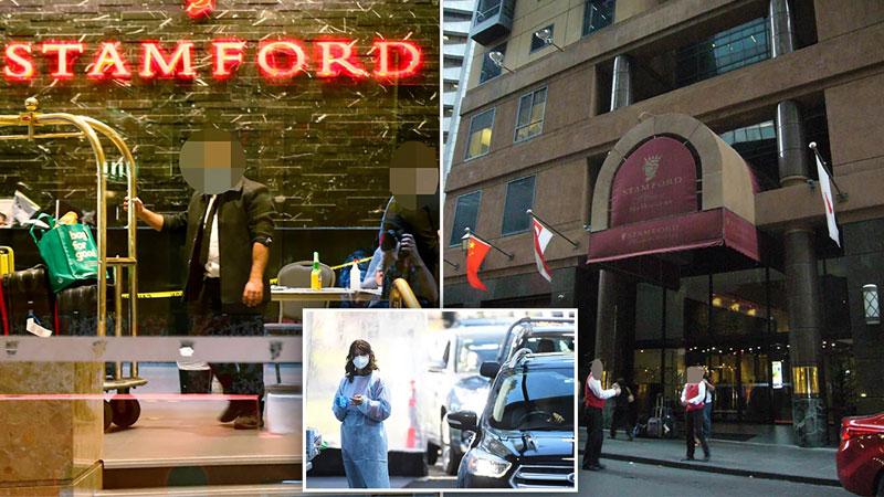 Quarantine hotel sex scandal linked to coronavirus outbreak in ...