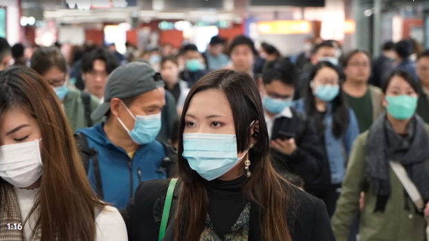 Covid-19 death toll in Mainland China rises to 2788 - health authorities