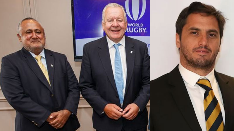 World Rugby launches inquiry into Fiji chairman over homophobia allegations