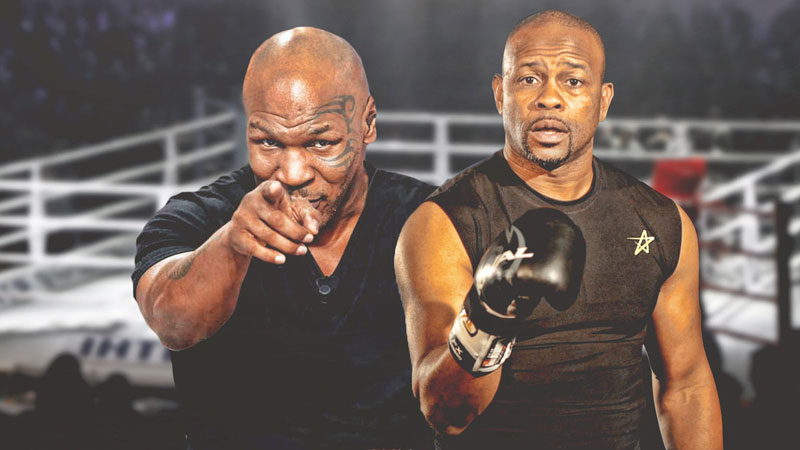 Mike Tyson reveals why Roy Jones Jr. fight moved to Thanksgiving weekend