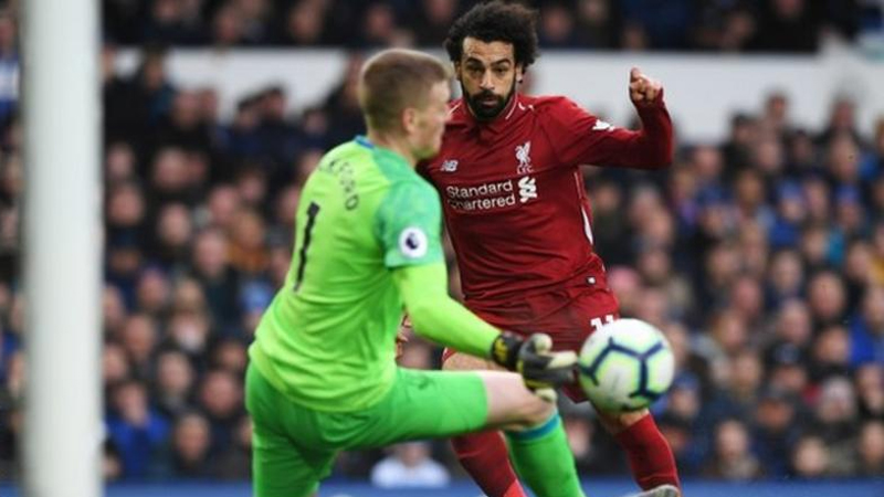 English Premier League Report: Everton vs Liverpool 21 June 2020