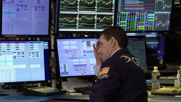 The Dow Closes In A Bear Market