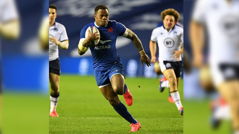 France on track for Autumn Nations Cup title
