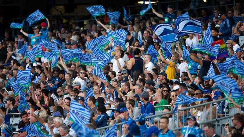 Crowds allowed at NZ Super Rugby games