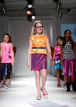11 Year Old To Be The Youngest Designer At Ffw Kids Show