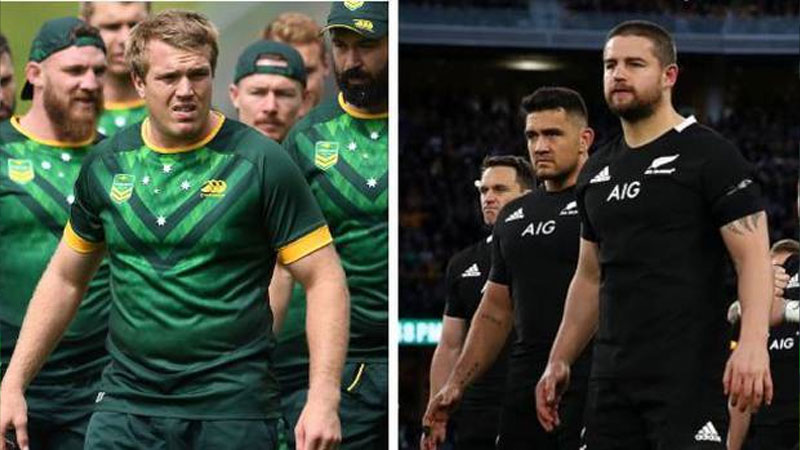 All Blacks could face Kangaroos in cross-code rugby blockbuster
