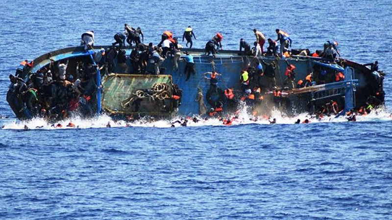 Dozens of migrants die in shipwreck off Libya - UN