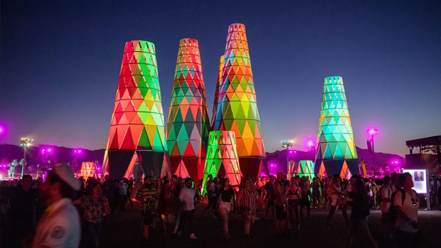 Coachella Has Officially Been Postponed Due To Coronavirus Concerns