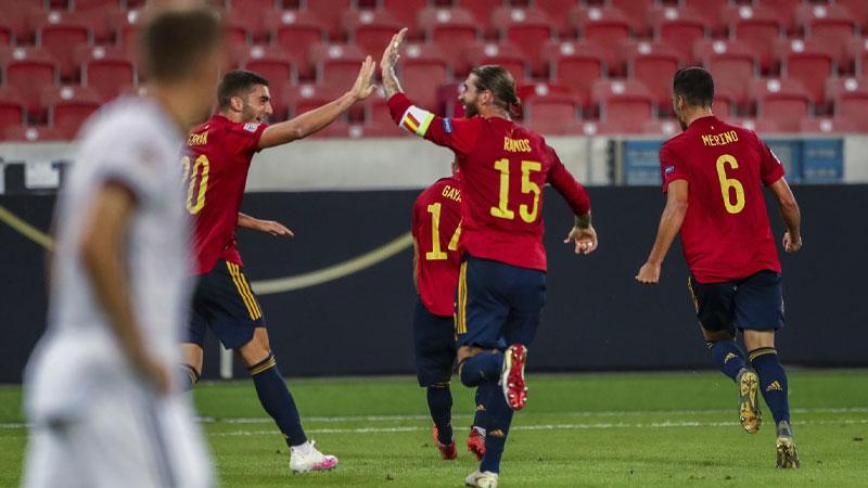 Germany vs. Spain - Football Match Report