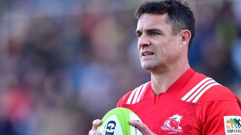 Has Dan Carter played his last game of rugby?