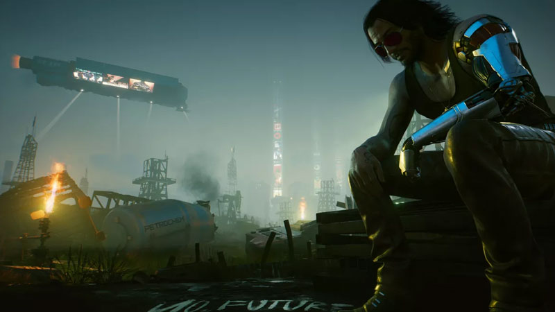 Microsoft is now offering full Cyberpunk 2077 refunds until further notice