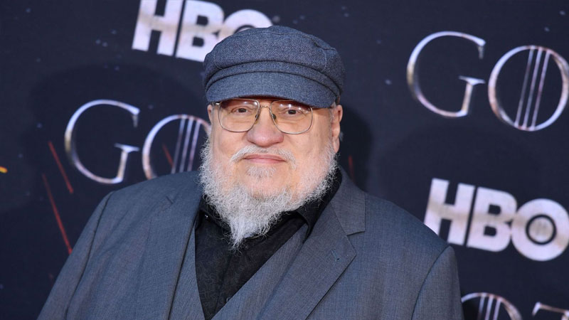 Author of Game of Thrones to Release Book Next Year