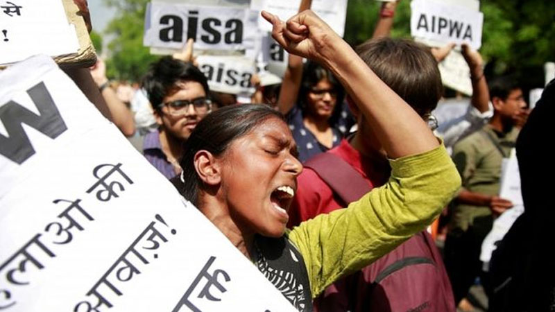 Year Old Raped In Madhya Pradesh, Eyes Scratched Out After The Rape
