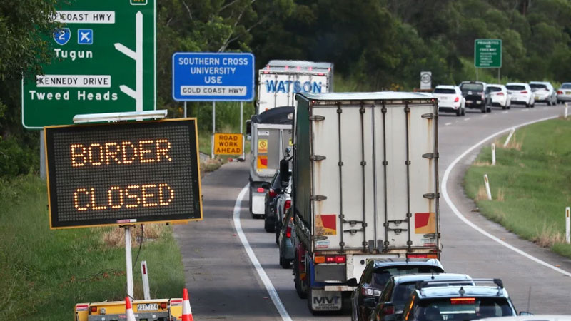Australia moves to seal off virus-hit state as outbreak worsens