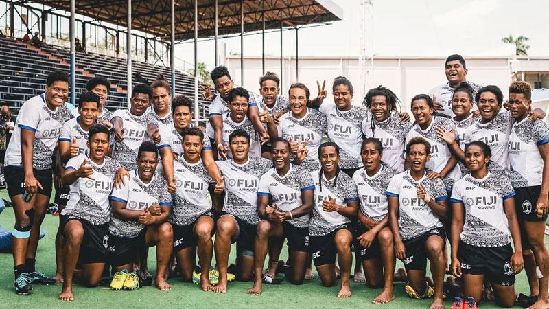 Fijiana XV to play England in first RWC match