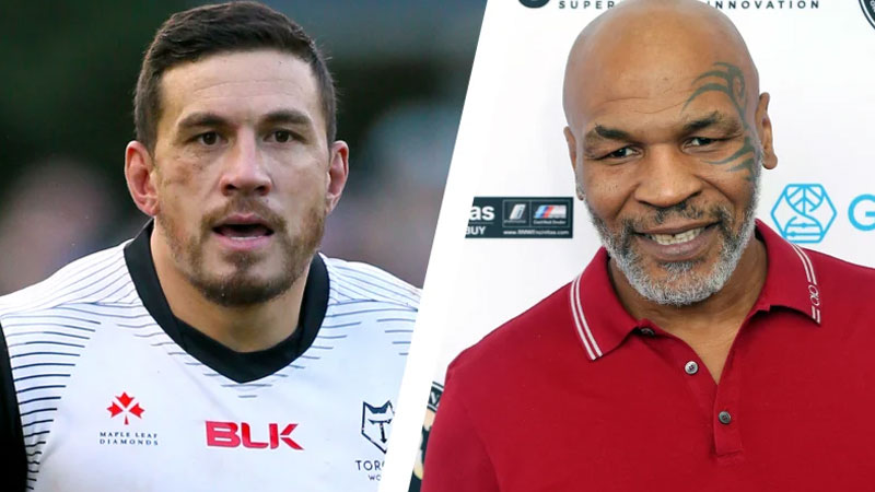 Mike Tyson gets massive offer to fight rugby stars in Australia