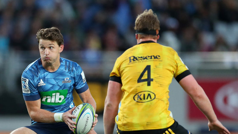 'We expected it' - Blues already planned for Beauden Barrett exodus