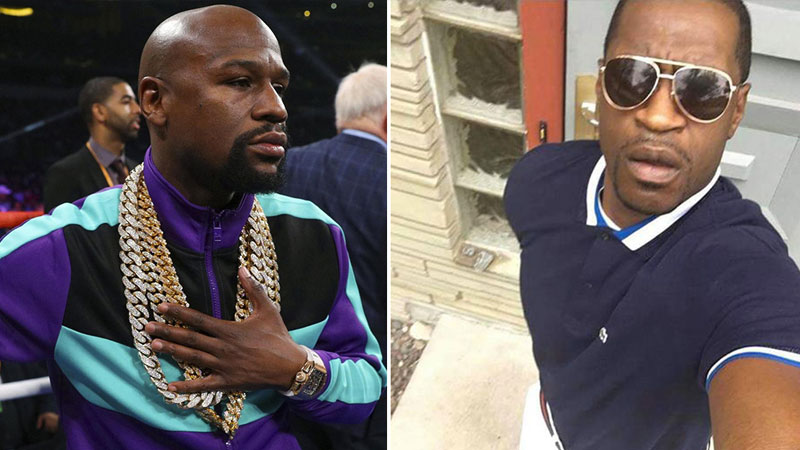 Floyd Mayweather offers to pay for George Floyd's funeral