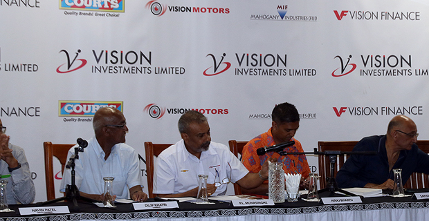 vision investments limited