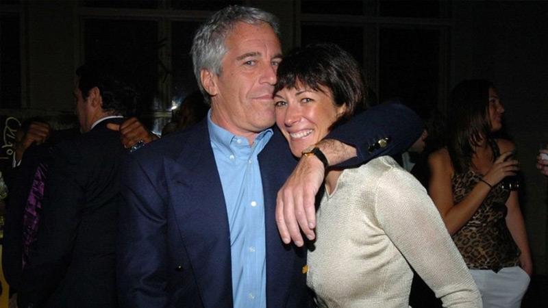Ghislaine Maxwell pleads not guilty to luring girls for late financier Epstein