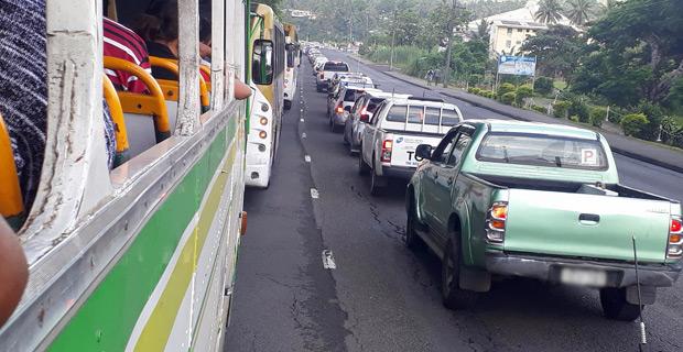 Traffic Congestion Between Suva Nausori Corridor To Ease By June This Year
