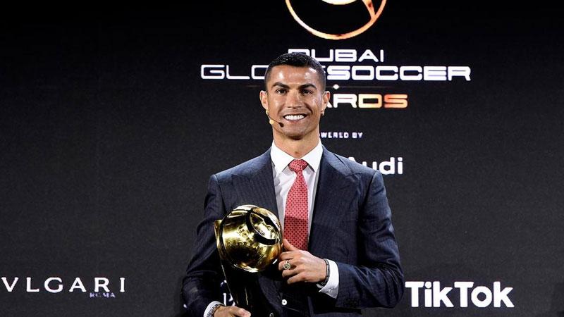 Cristiano Ronaldo Beats Messi To Player Of The Century Award