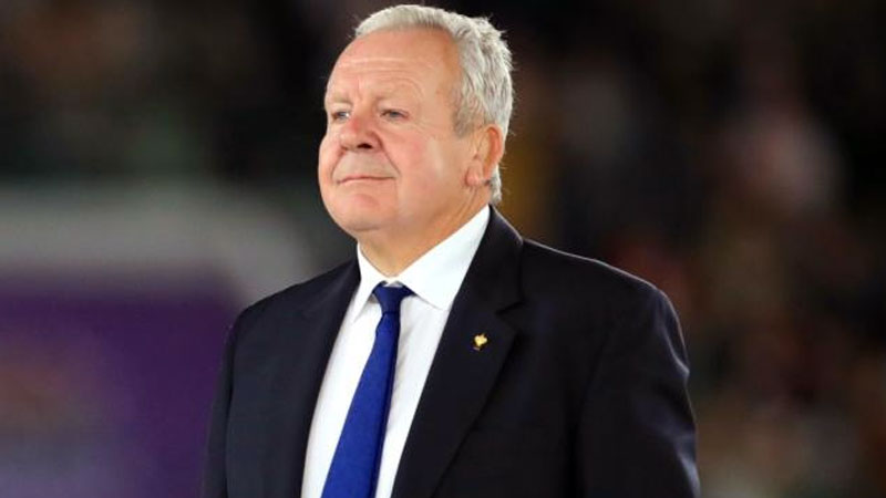 Fiji rugby chairman Francis Kean resigns amid homophobia accusations