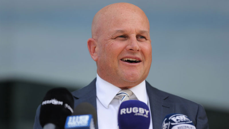 Rugby Australia appoint Rob Clarke as interim CEO
