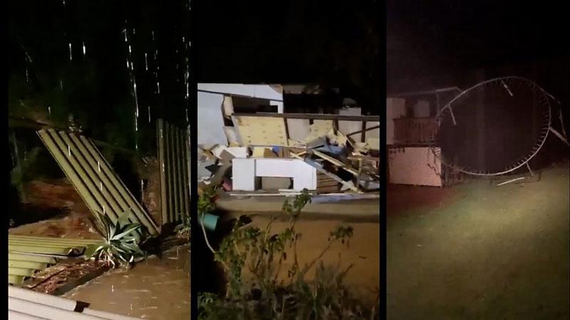 WA towns smashed by Cyclone Seroja
