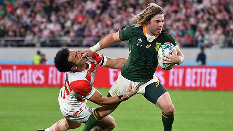 Springboks in 'advanced discussions' join Northern Hemisphere competition