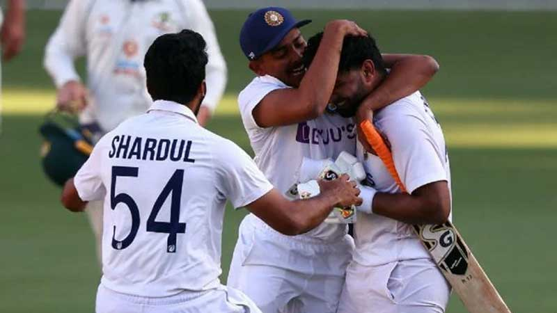 Fortress Gabba breached, India becomes first team to win in 32 years