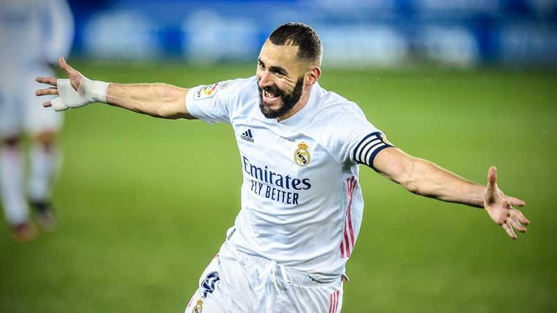 Hazard scores 0-3 for Real Madrid against Alavés