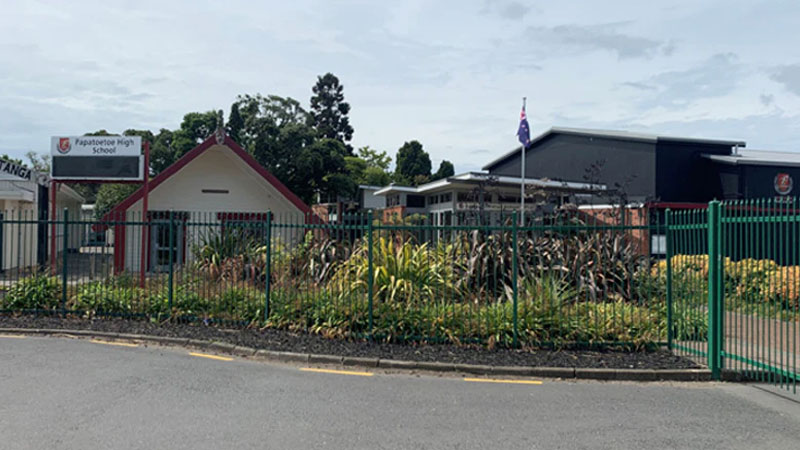 New Zealand's largest city goes into three-day lockdown
