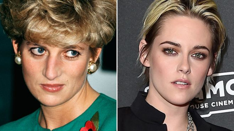 Kristen Stewart To Reportedly Play Princess Diana In New Film