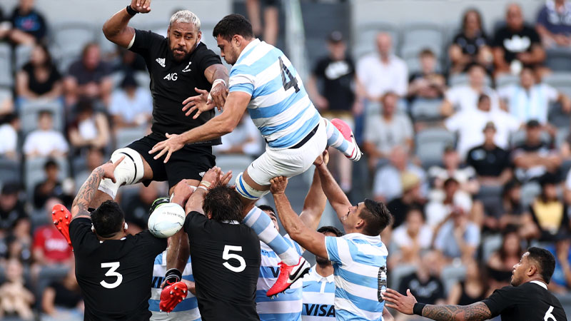 Pumas beat All Blacks for the first time