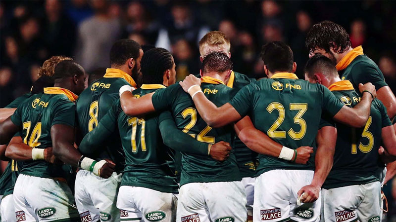 South Africa Rugby commit to Rugby Championship until 2030