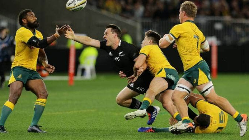 Rugby Championship to be hosted in Australia as New Zealand misses out