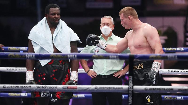 Dillian Whyte versus Alexander Povetkin rematch set for November 21