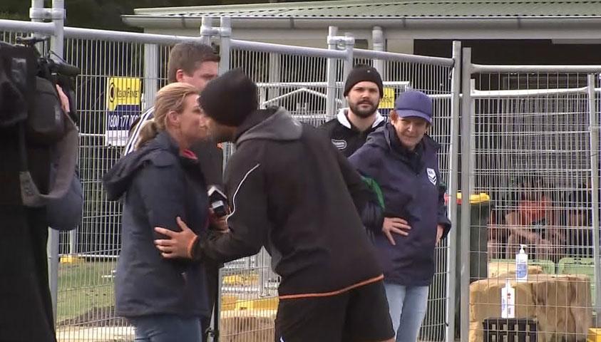 Oddballs: A forbidden kiss keeps rugby star Benji Marshall home
